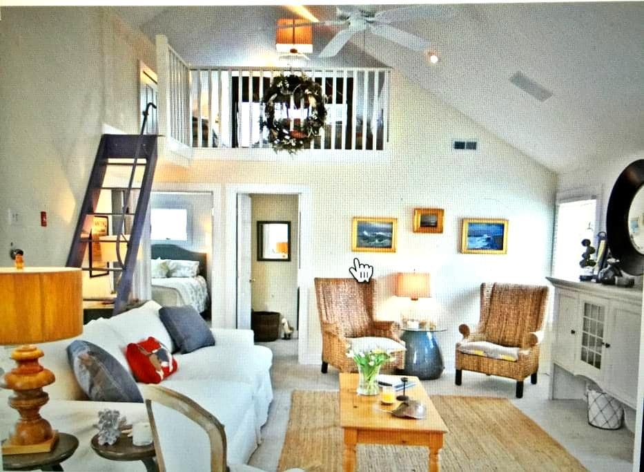 Bright Clean AC Stroll to Beach -  West Yarmouth - บ้าน