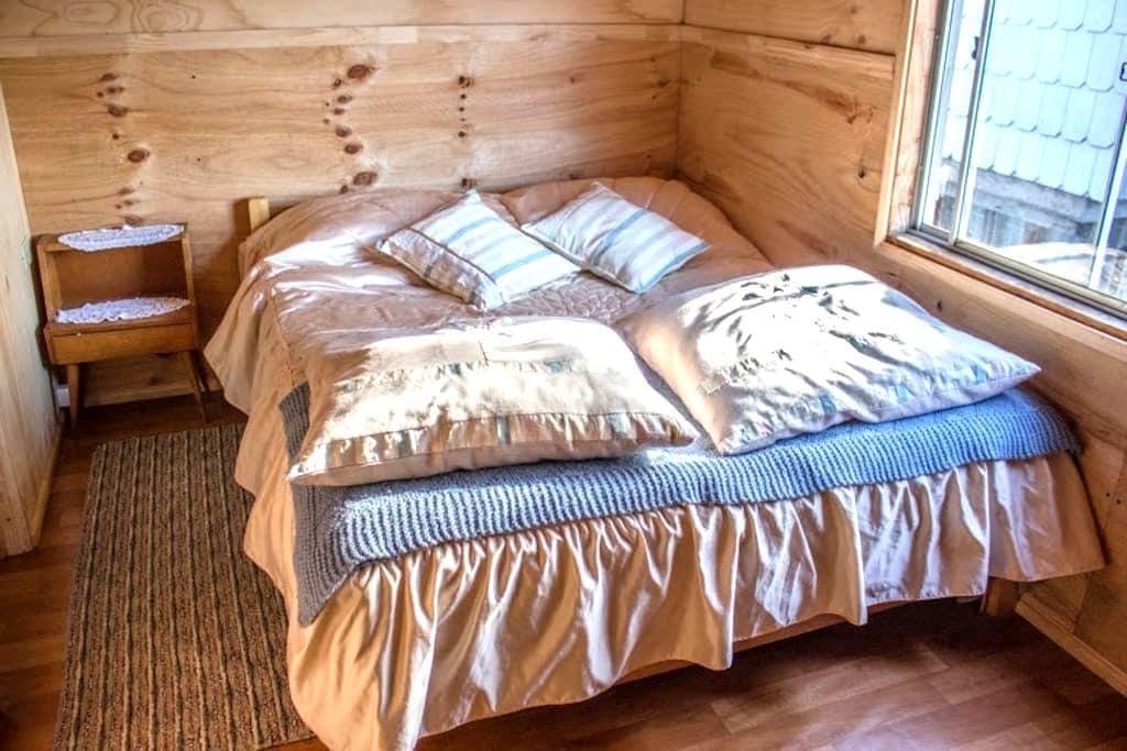 """Cabaña """"Tu lugar ideal"""" - Frutillar alto - Cabin"""