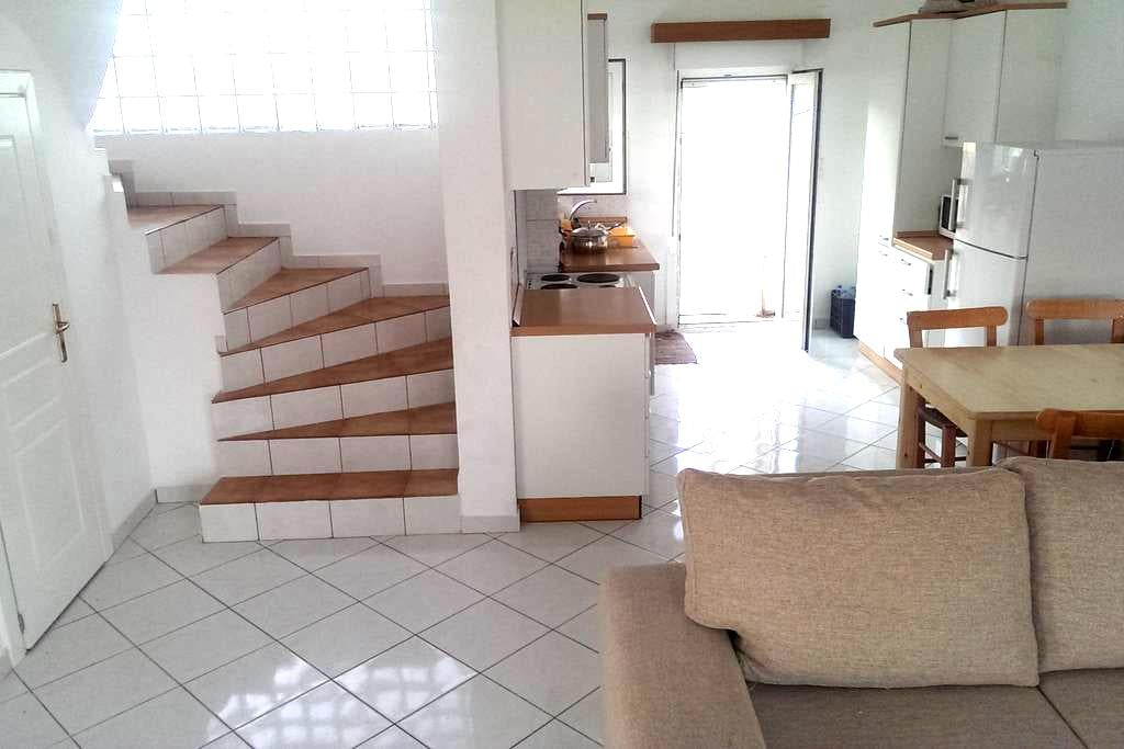 Spacious 3-bed maisonette in the south of Crete - Kentri, GR