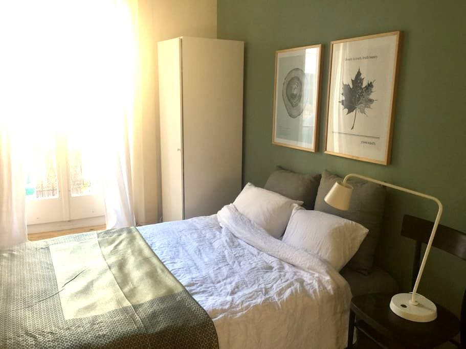 cosy room in nice atelier-apartment - Biel/Bienne - 公寓