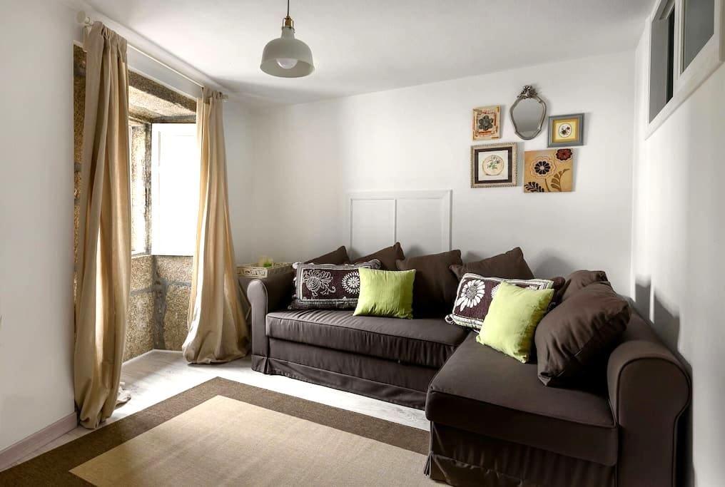 Charming and cozy house - Santiago de Compostela - Huis