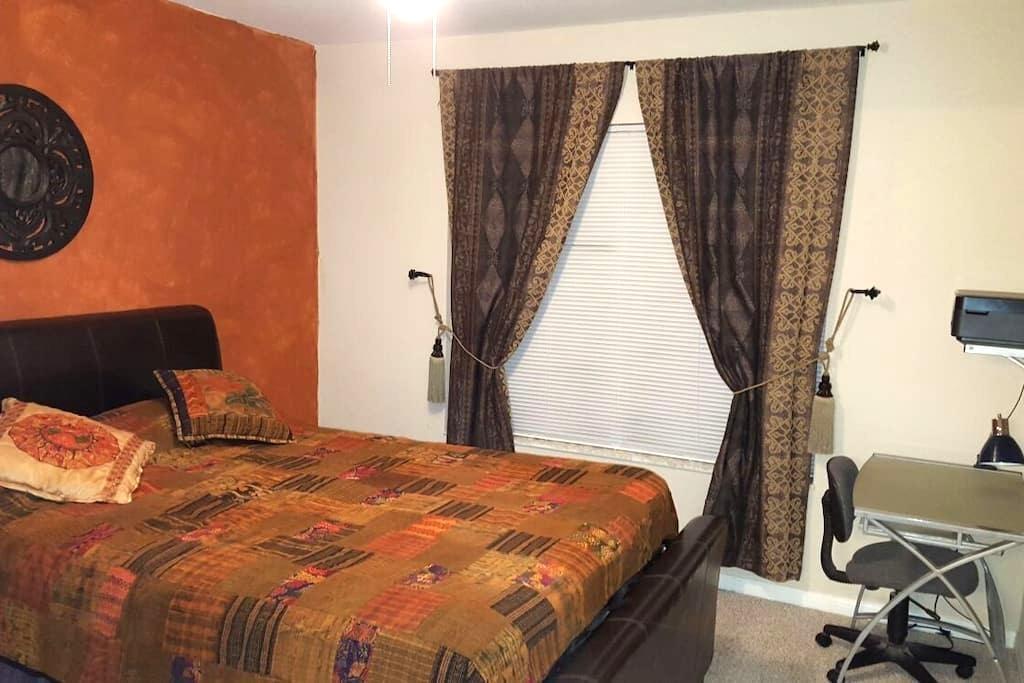 K&L Antigua's Lounge With Lake view - 桑福德(Sanford) - 公寓