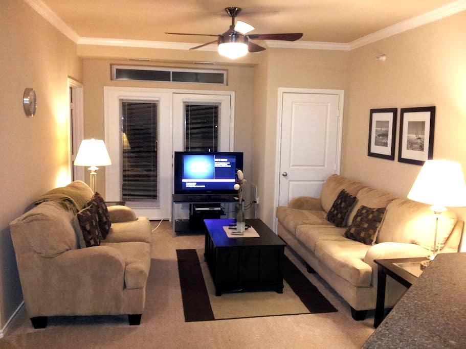 Furnished Luxury Eden Prairie Condo - Eden Prairie - Apartamento