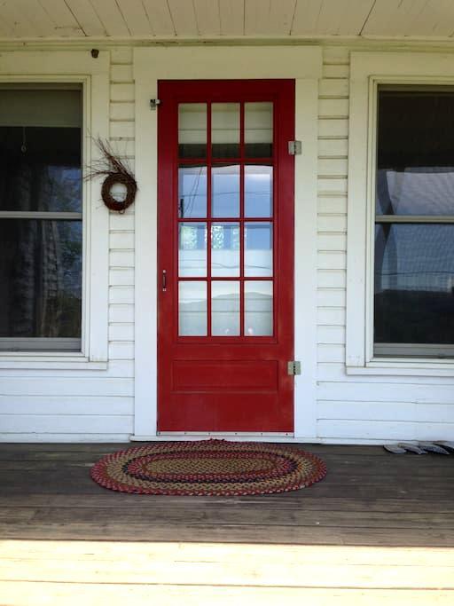 Farmhouse in Andersonville NEK West Glover Vermont - West Glover - 別荘