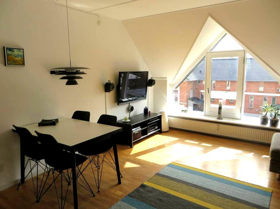 3 room apartment / Private parking - Odense - Daire