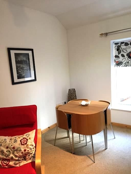 A neat little coast apartment 2 bd - Portrush - Lägenhet