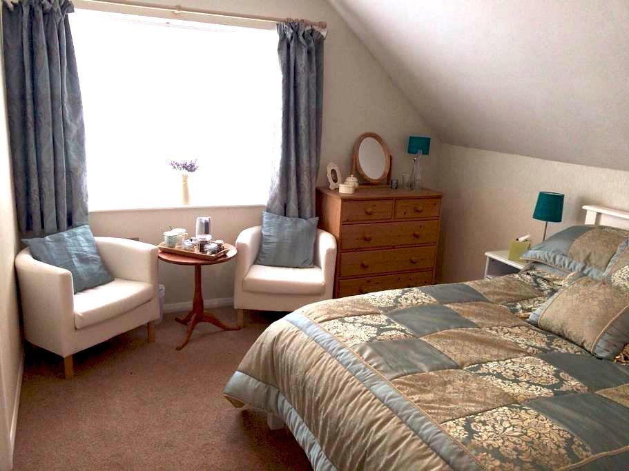 En Suite double room - Pickering - Rumah