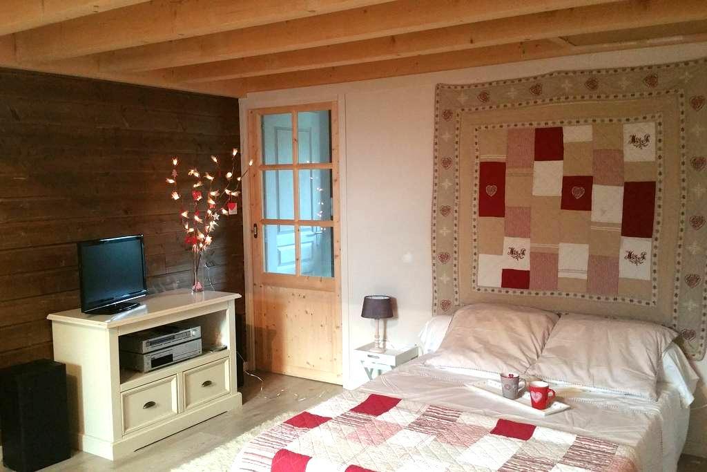 chambre chez l'habitant - Le Longeron - Casa