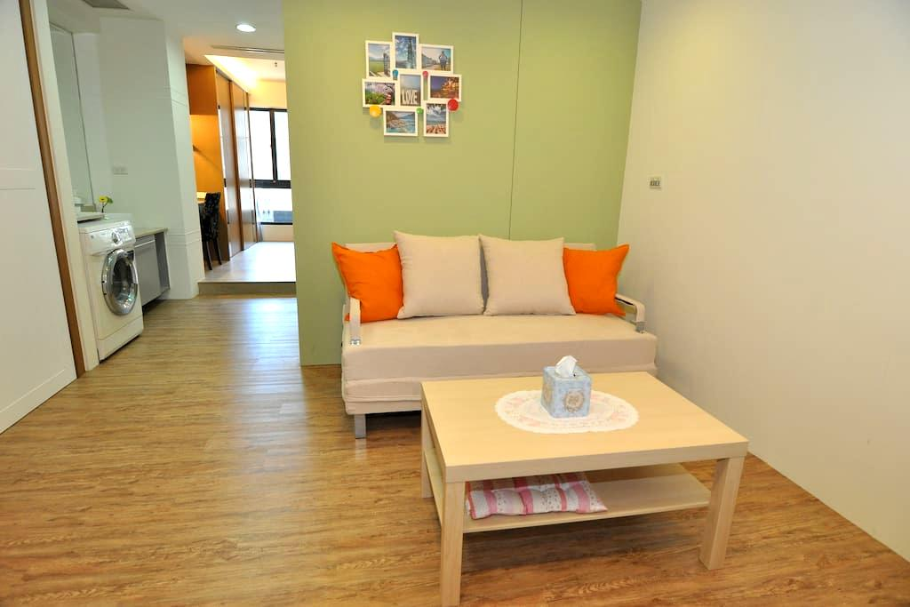 J house★ 2 Bedroom Apartment, Hanshin Arena depart - Gushan District - Apartamento