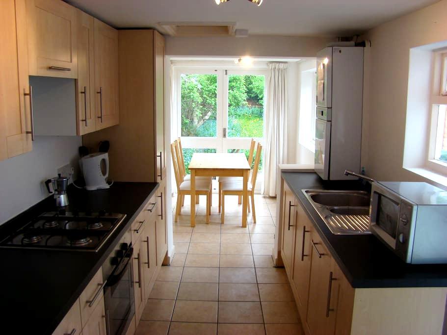 Family House with Garden - Oxford - Casa