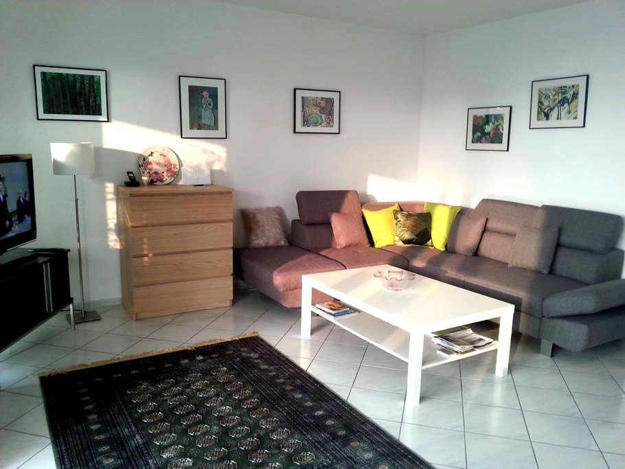 Wohnen auf Zeit (Relaxing holidays) - Glashütten/Taunus - Apartamento