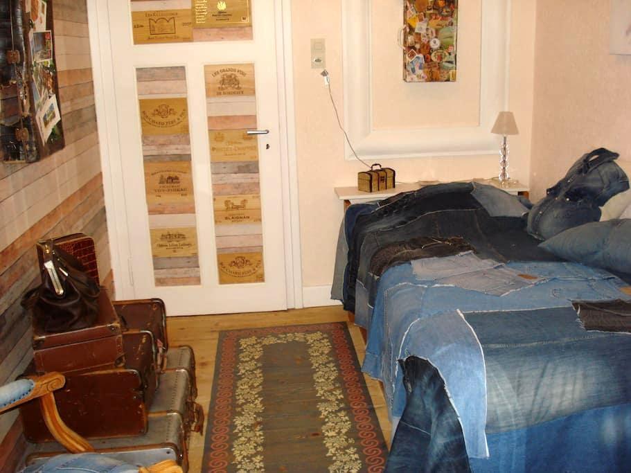 Chambre du voyageur - Natzwiller - Hus