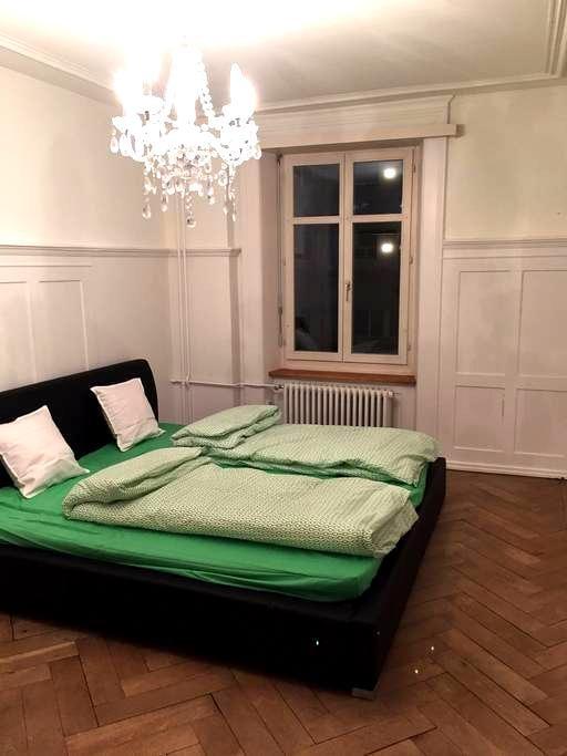 Möbeliertes Zimmer im Herzen von Rapperswil SG. 2 - Rapperswil-Jona - Lägenhet