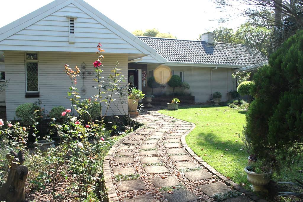 Stylish, comfortable & tranquil - Pietermaritzburg