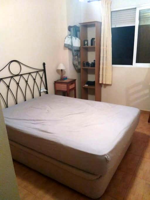 Habitación piso 2 dormitorios - มูร์เซีย