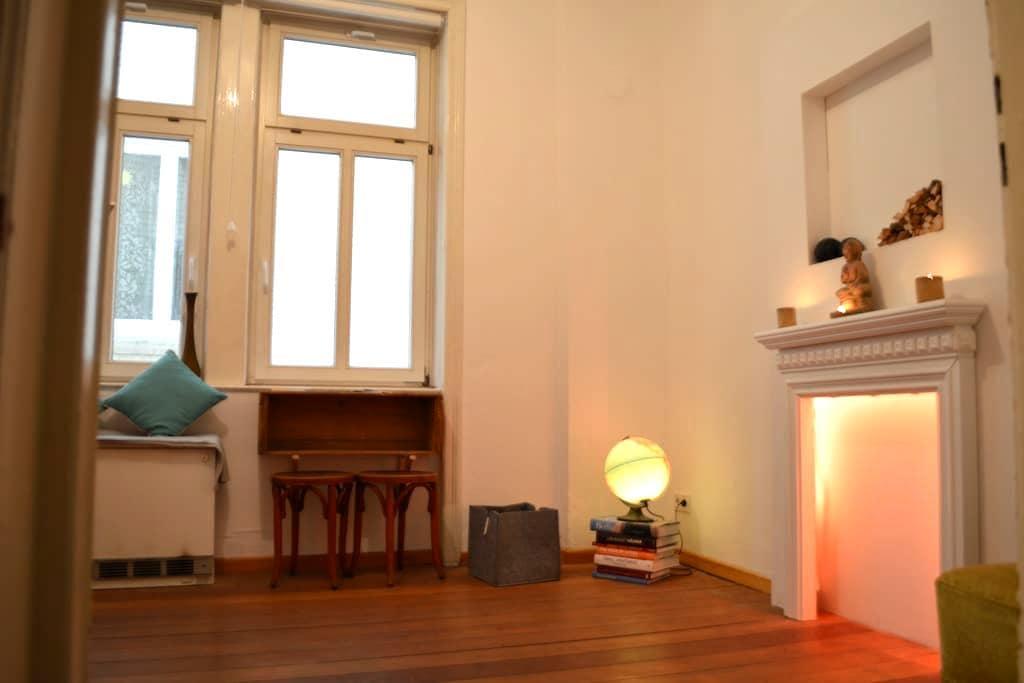 Wunderschönes Zimmer inmitten von Stuttgart - Estugarda - Apartamento