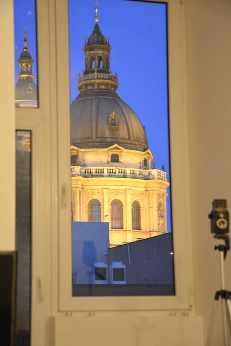 Basilica View Downtown Unique Experience - Budapest - Apartment