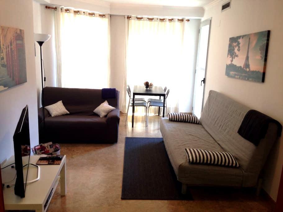 Apartamento Ciudad Artes y Ciencias - Valencia - Daire
