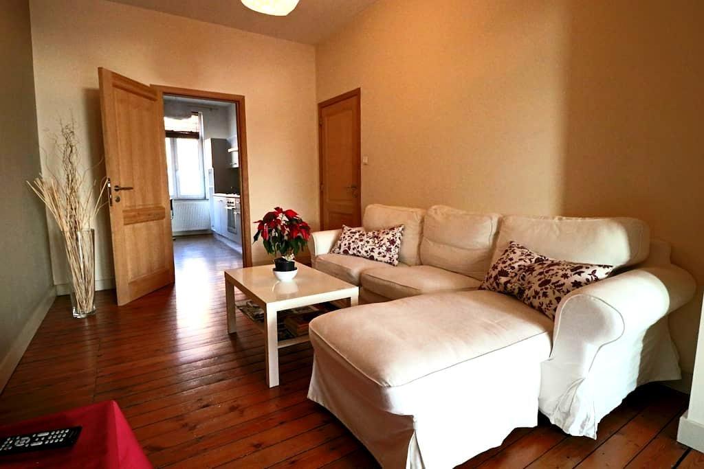 Les 7 Bonniers - Spacious appartment 75sqm - Uccle - Apartament