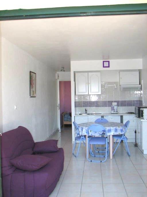 Appartement en Résidence Font Romeu - Font-Romeu-Odeillo-Via
