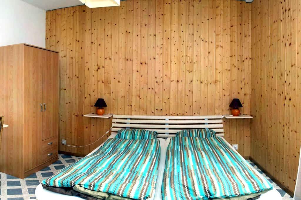 chambres d'hôtes Arc-en-Ciel - Le Noirmont - Bed & Breakfast