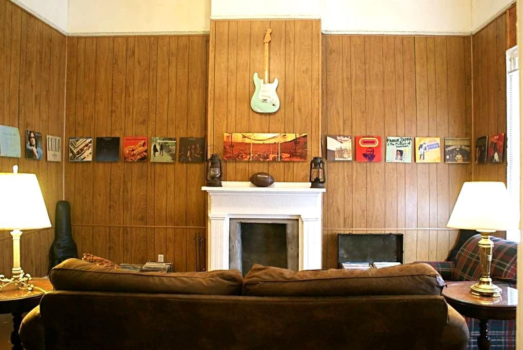 The Record House - Room 3 - Nashville - Rumah