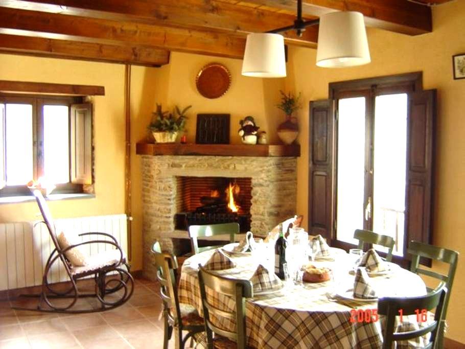 Casa rural cerca de Andorra - Arcavell