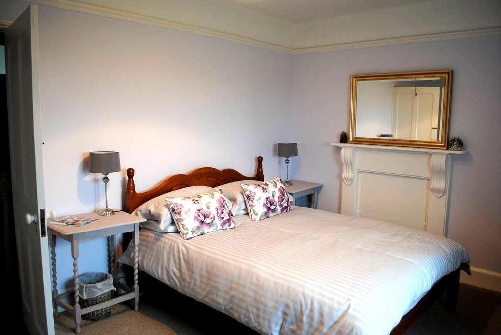 Double room, Lizard Peninsula - Ruan Minor - Inap sarapan