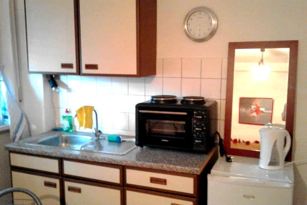 Wohnung ruhig und zentral gelegen - Hagen - Apartment