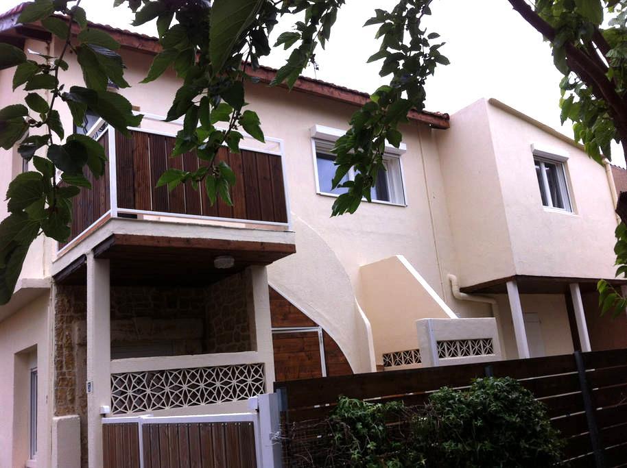 Appartement calme à proximité  du centre et  plage - Valras-Plage