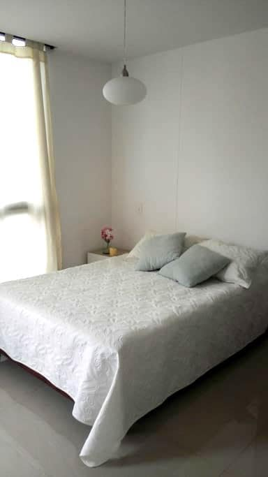 Confortable apartaestudio nuevo - Cozy new studio - Bucaramanga - Apartment