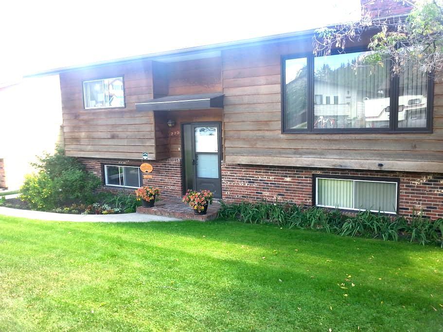 A Summit Suite Accommodation - Jasper