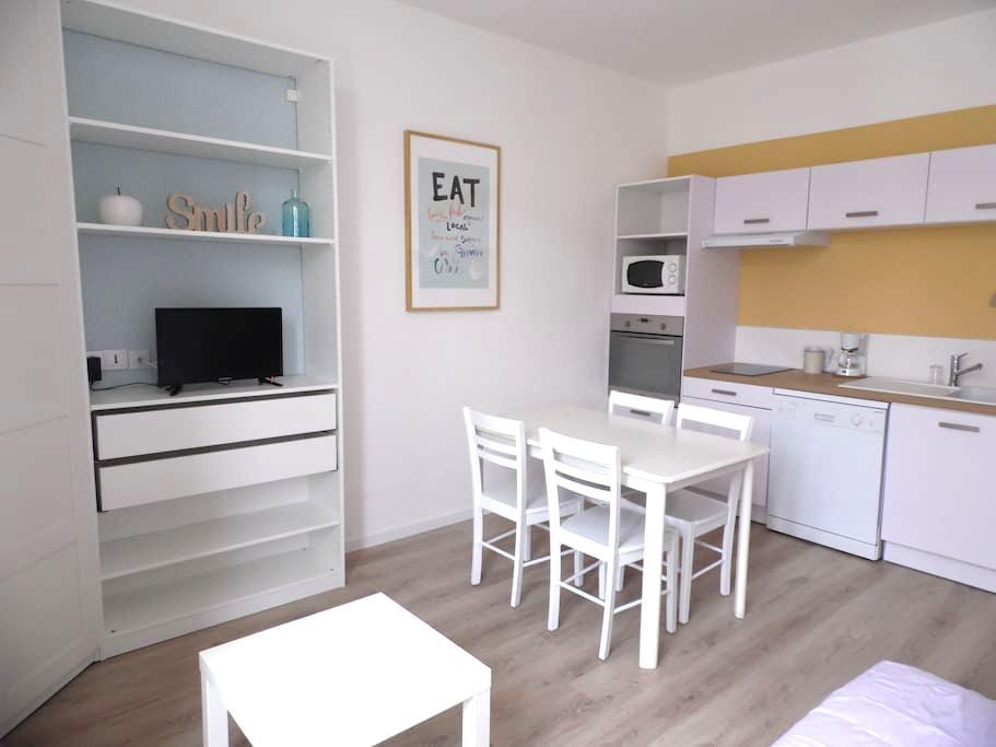 Appartement neuf 30m² à 300m de la plage - Royan