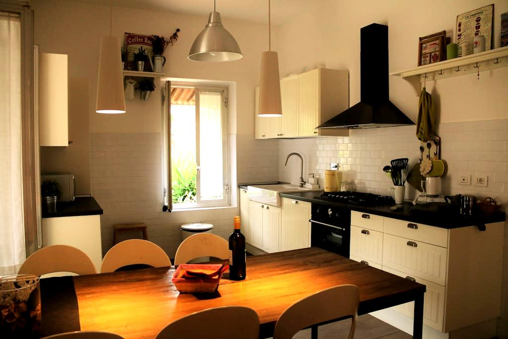 4BROS housegarden in the downtown/5 - Rome - House