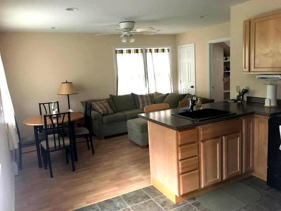 Cozy apartment in bucolic setting - New Marlborough