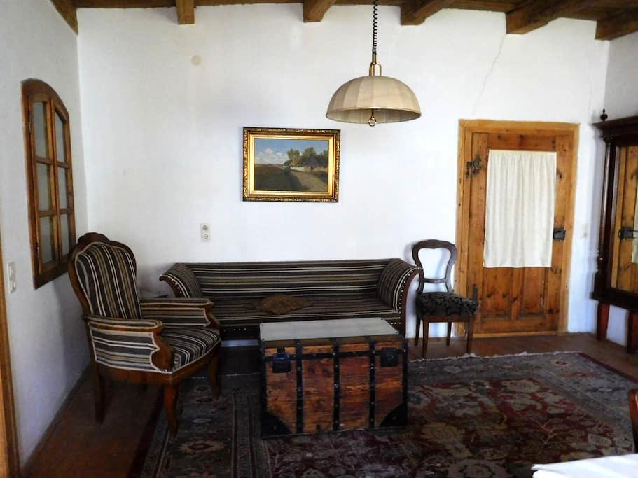 Exklusive Wohnung auf der Burg - Sighișoara - Apartamento