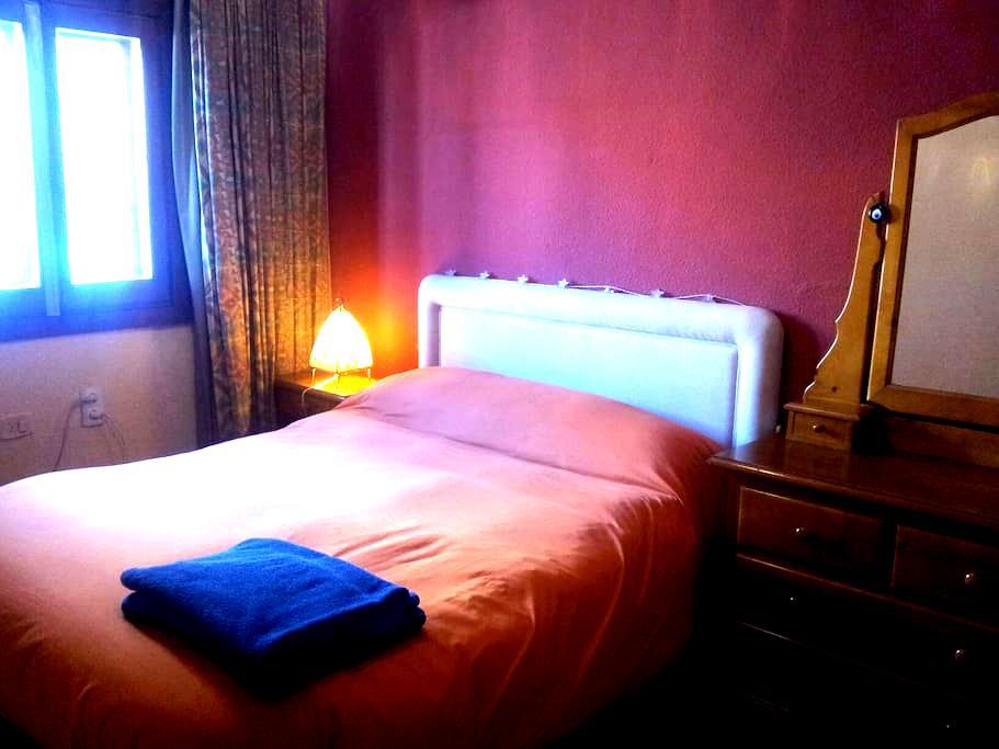 Habitación muy cómoda y bien situada - 内华达山脉 - 公寓