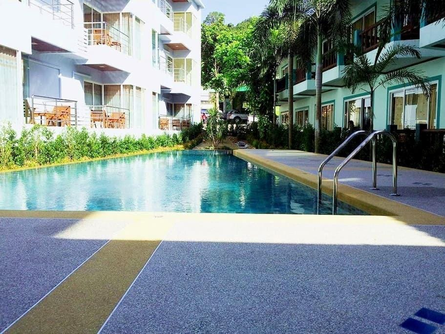 Ao Nang Village Resort (Room deluxe) - Ao Nang - Bed & Breakfast