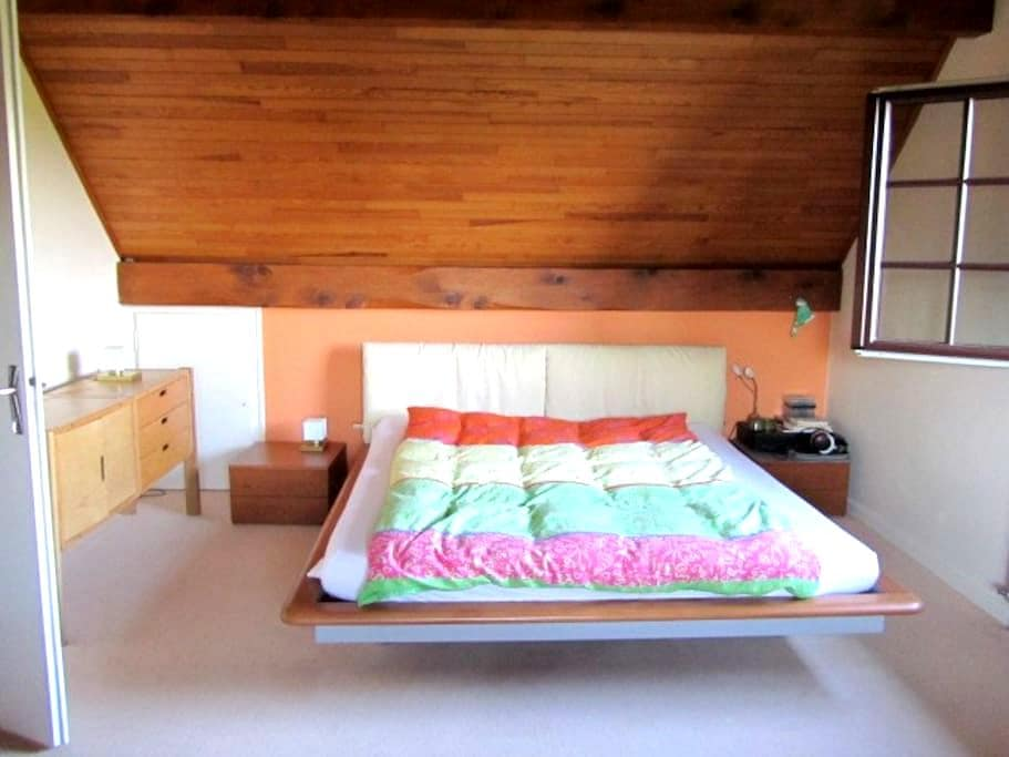 BIG BEDROOM, Near GENEVA - Sauverny - Haus