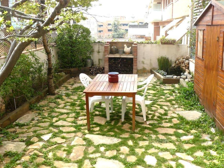 Apartment, parking and garden - Sant Feliu de Llobregat