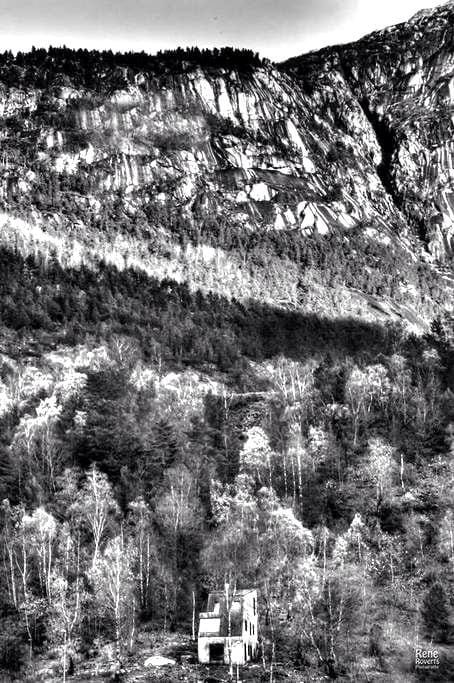 """A house for my mother"" - Eidfjord - Talo"