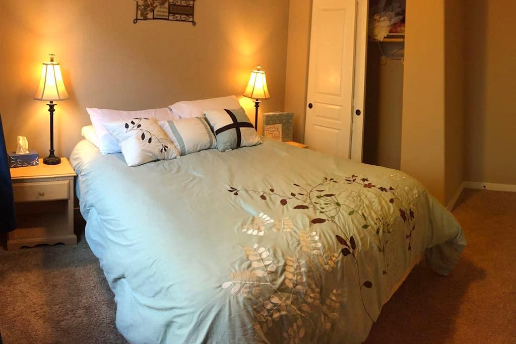Peaceful Private Room & Bath in Sisters - 西斯特斯(Sisters) - 獨棟