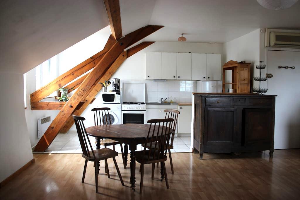 Très bel appartement,exposition sud - Château-Arnoux-Saint-Auban - Apartment