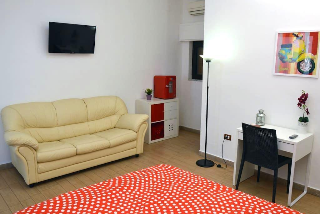 """Delizioso loft """"THE ROOM"""" - Palermo - Loft"""