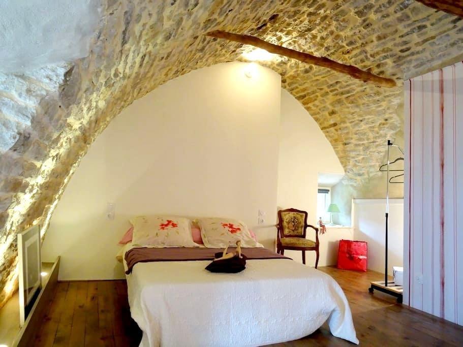 Maison Rénovée 4 personnes - Sévérac-le-Château - Talo