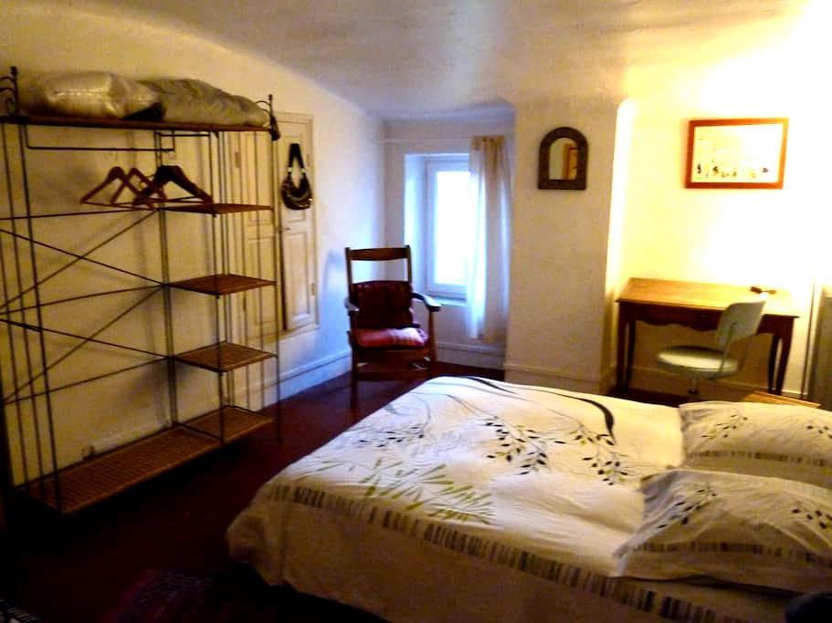 Chambre cosy & SDB privée en Provence Côte d'Azur - Cabris - Casa