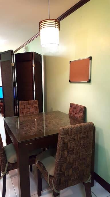 Fully furnished condo unit - Quezon City - Talo
