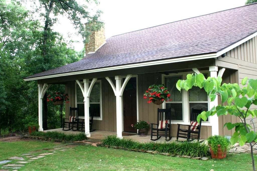 Spring Creek Ranch-Texas A&M-Private Cabin - Bryan
