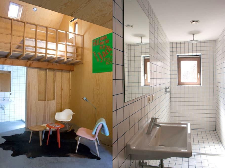 New duplex guesthouse - Gent - Wohnung
