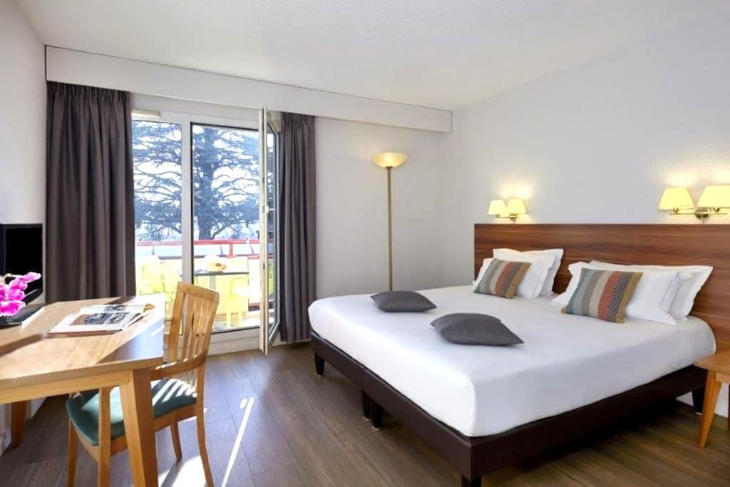 Fully equipped studio next to Geneva - Ferney-Voltaire - Appartement en résidence